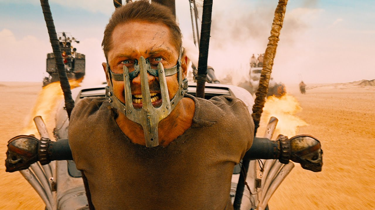 Filmtip mei: Mad Max Fury Road (trailer)