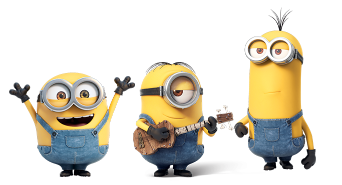 Super Minions - Cine - Films & series WX58