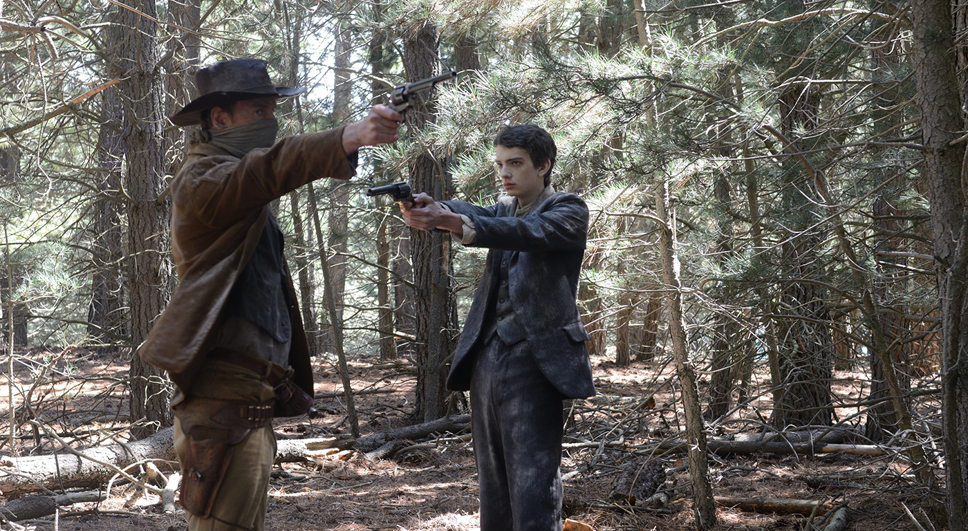 Slow West (trailer)
