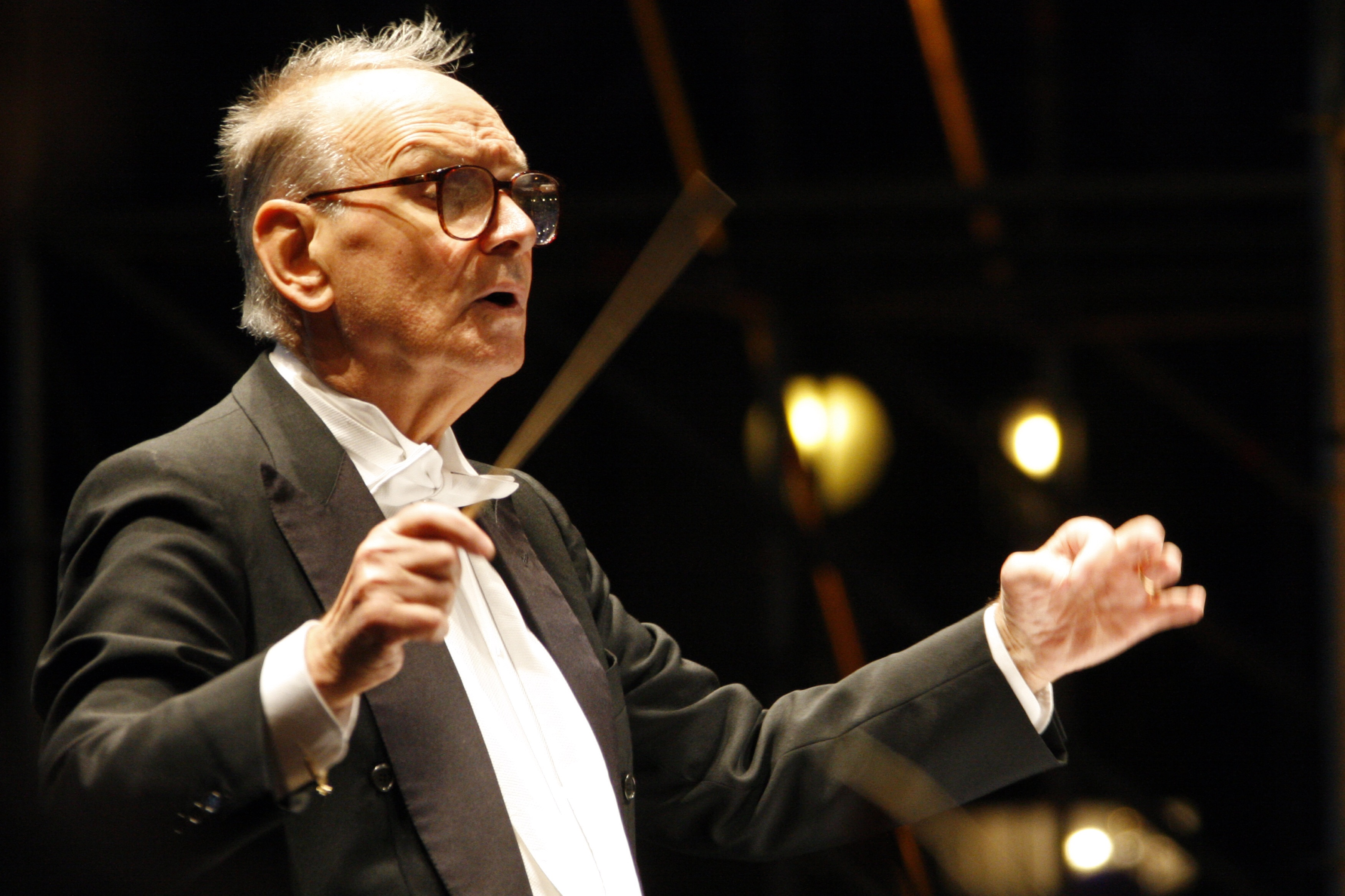 Ennio Morricone verzorgt soundtrack The Hateful Eight