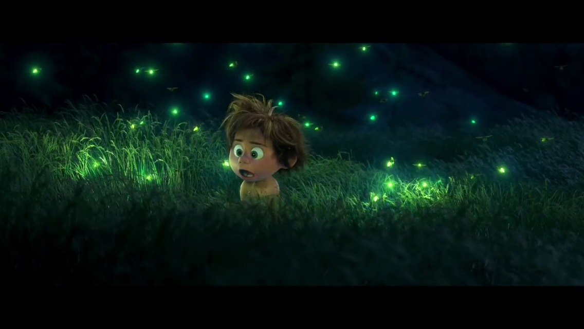 The Good Dinosaur (trailer)