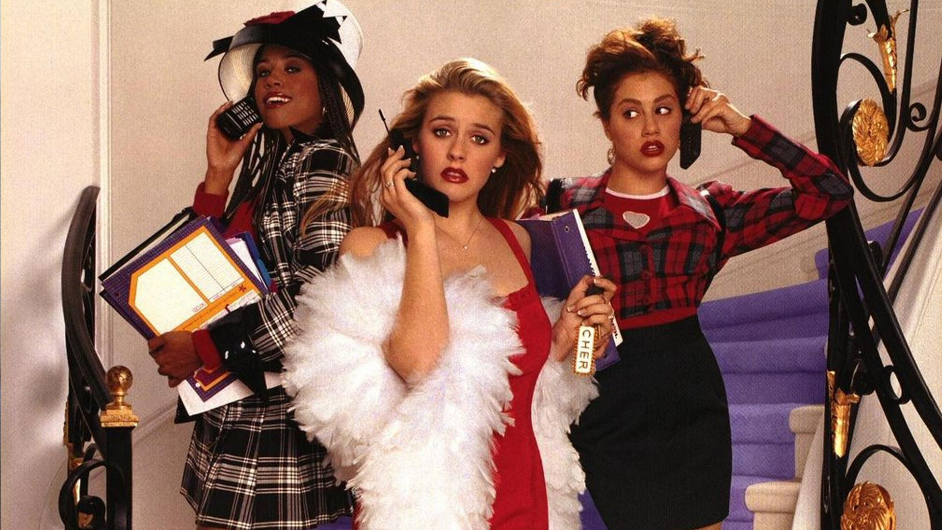 Clueless movie stills