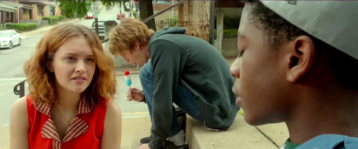 Me and Earl and The Dying Girl nederland
