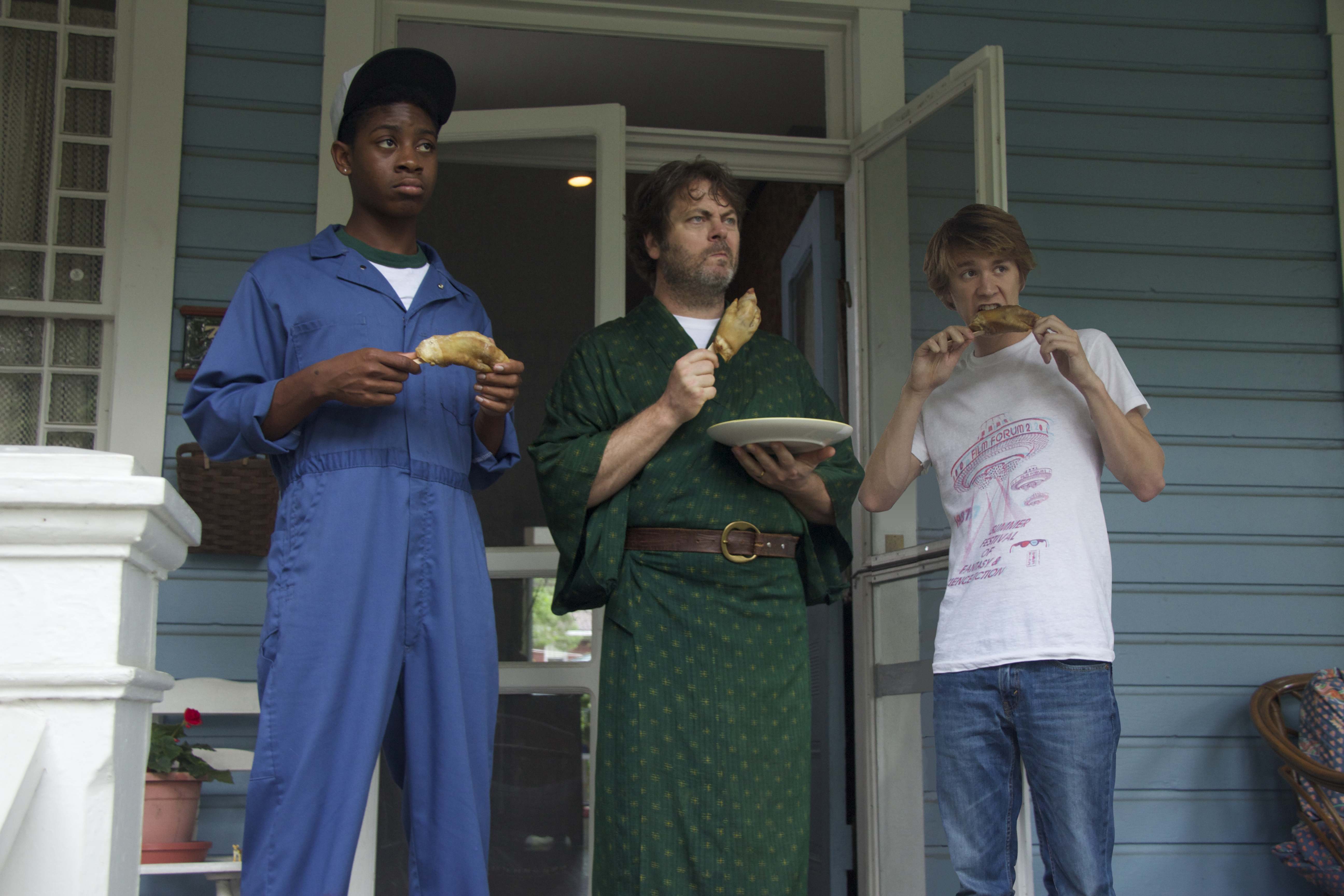 Me and Earl and The Dying Girl recensie