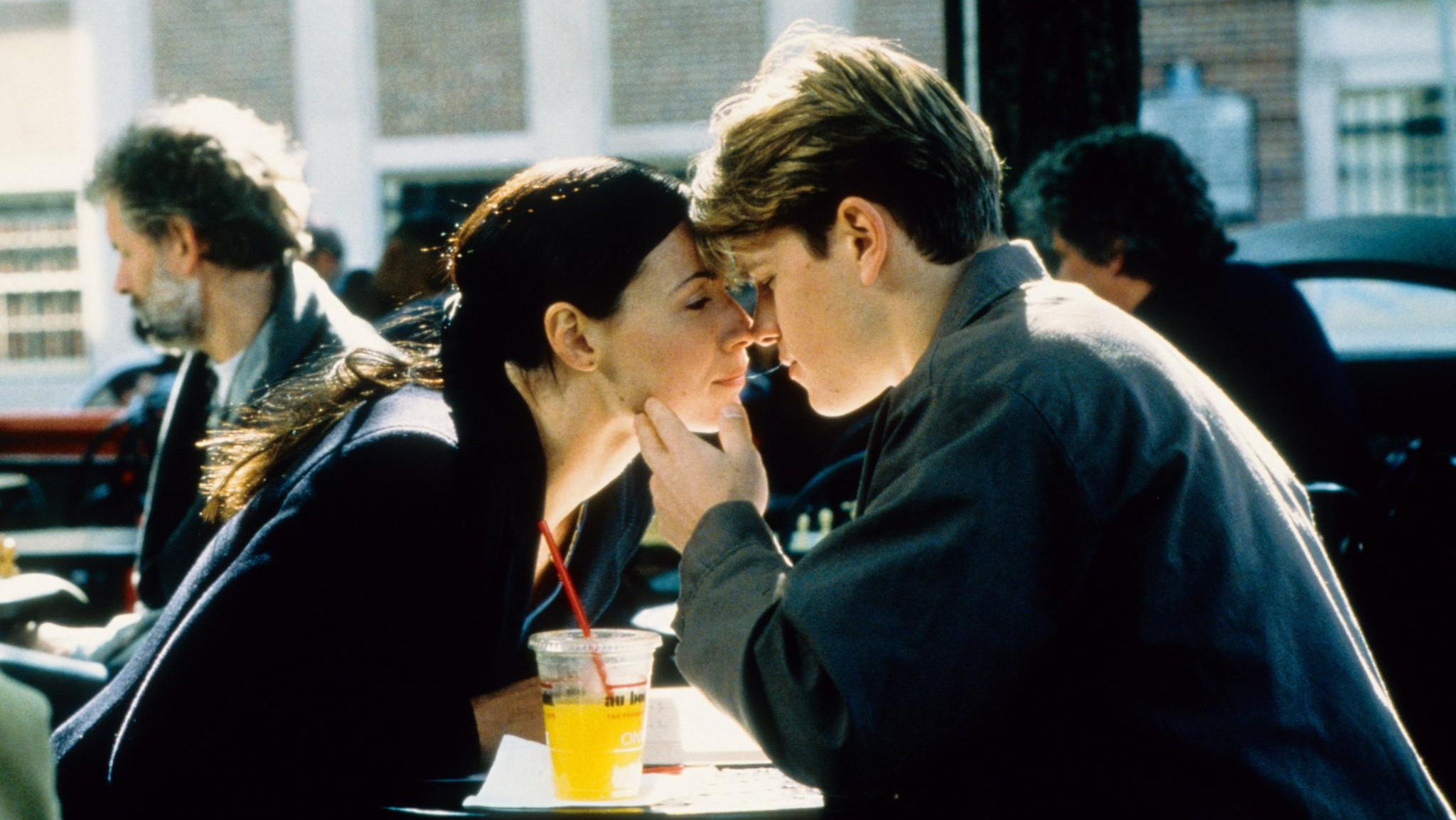 good will hunting stills