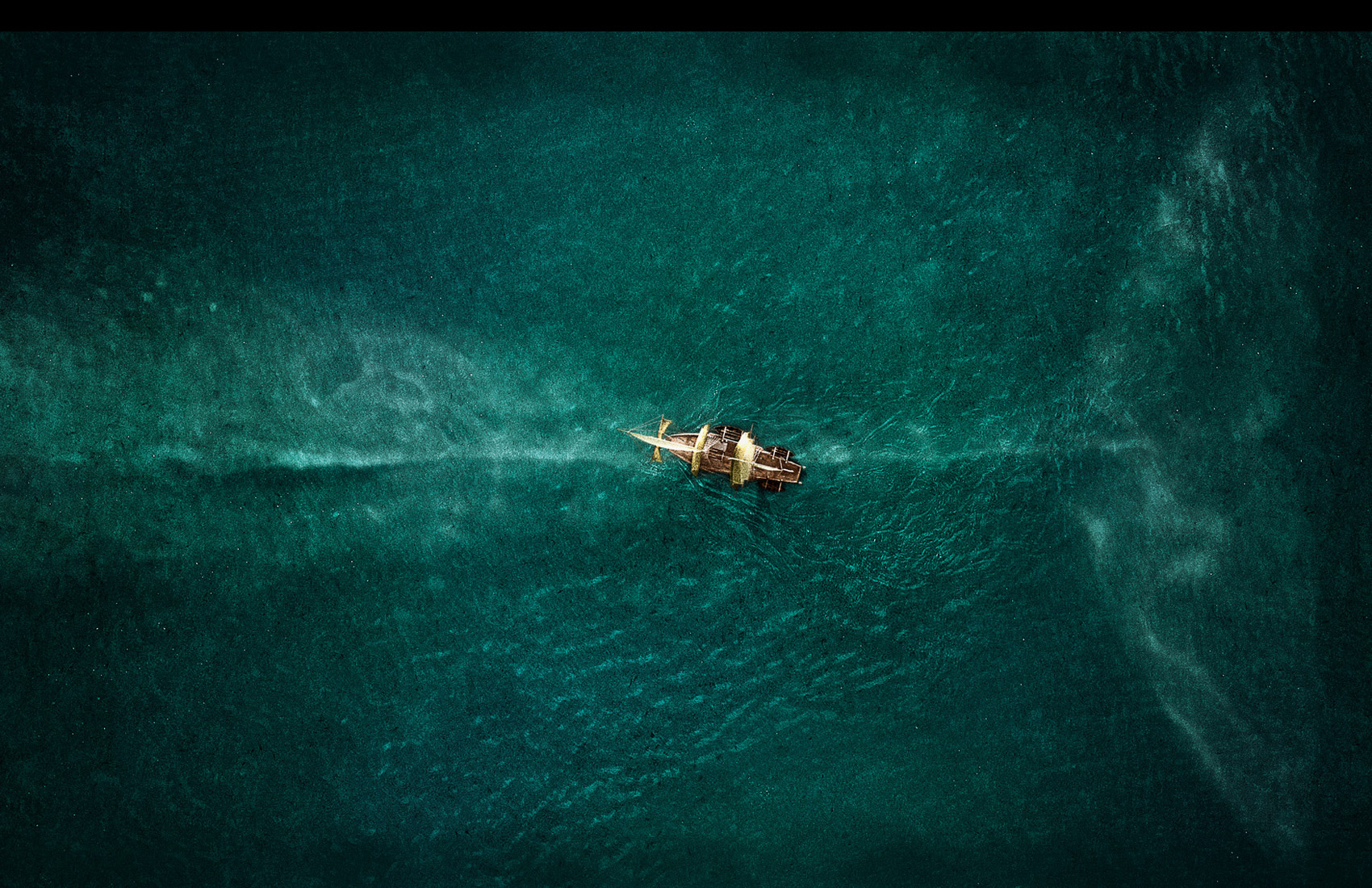 Mens vs. Walvis, de trailer voor In the Heart of the Sea
