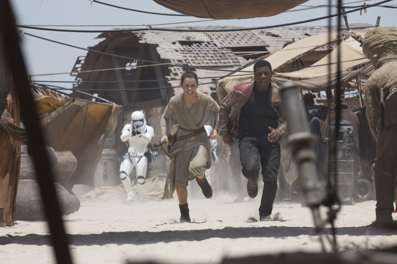 J.J. Abrams maakt ons gek met stilte rondom Star Wars: The Force Awakens