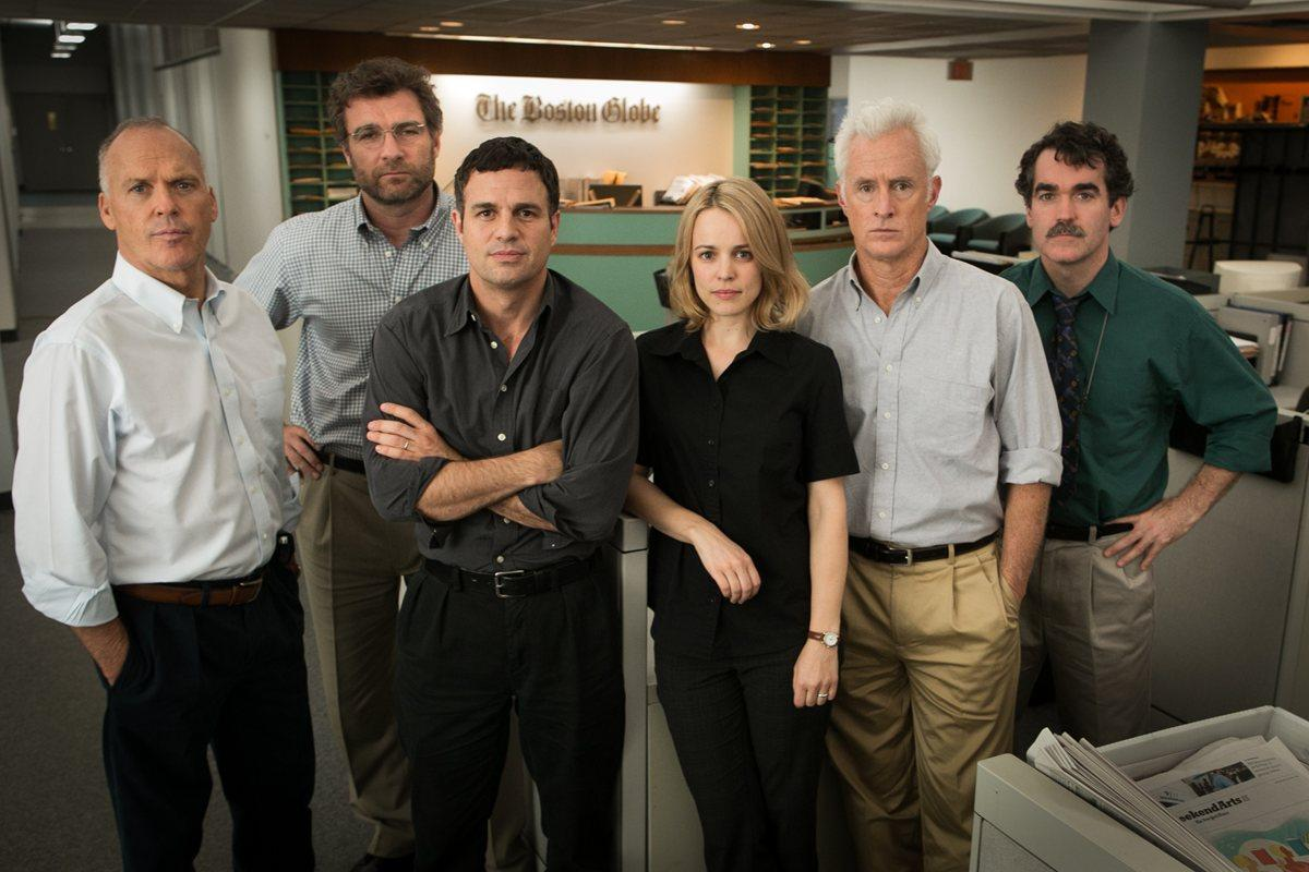 Spotlight trailer nederland