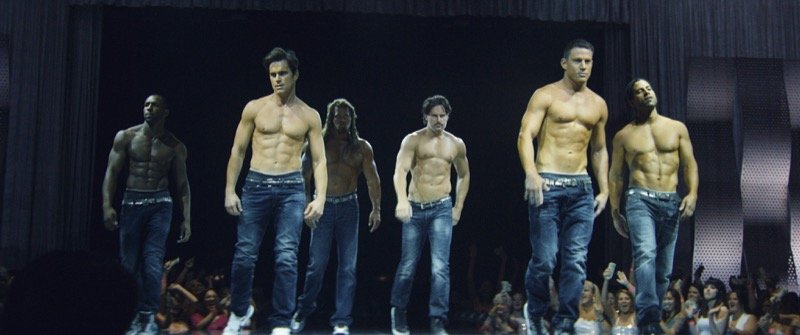 MAGIC MIKE XXL comedy film