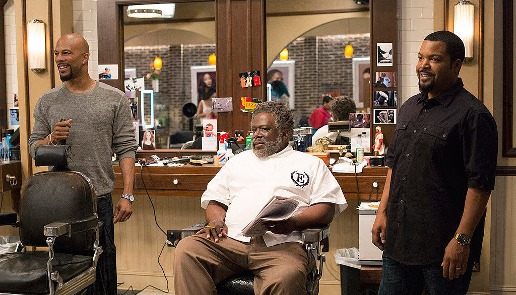 The Barbershop: The Next Cut (trailer)