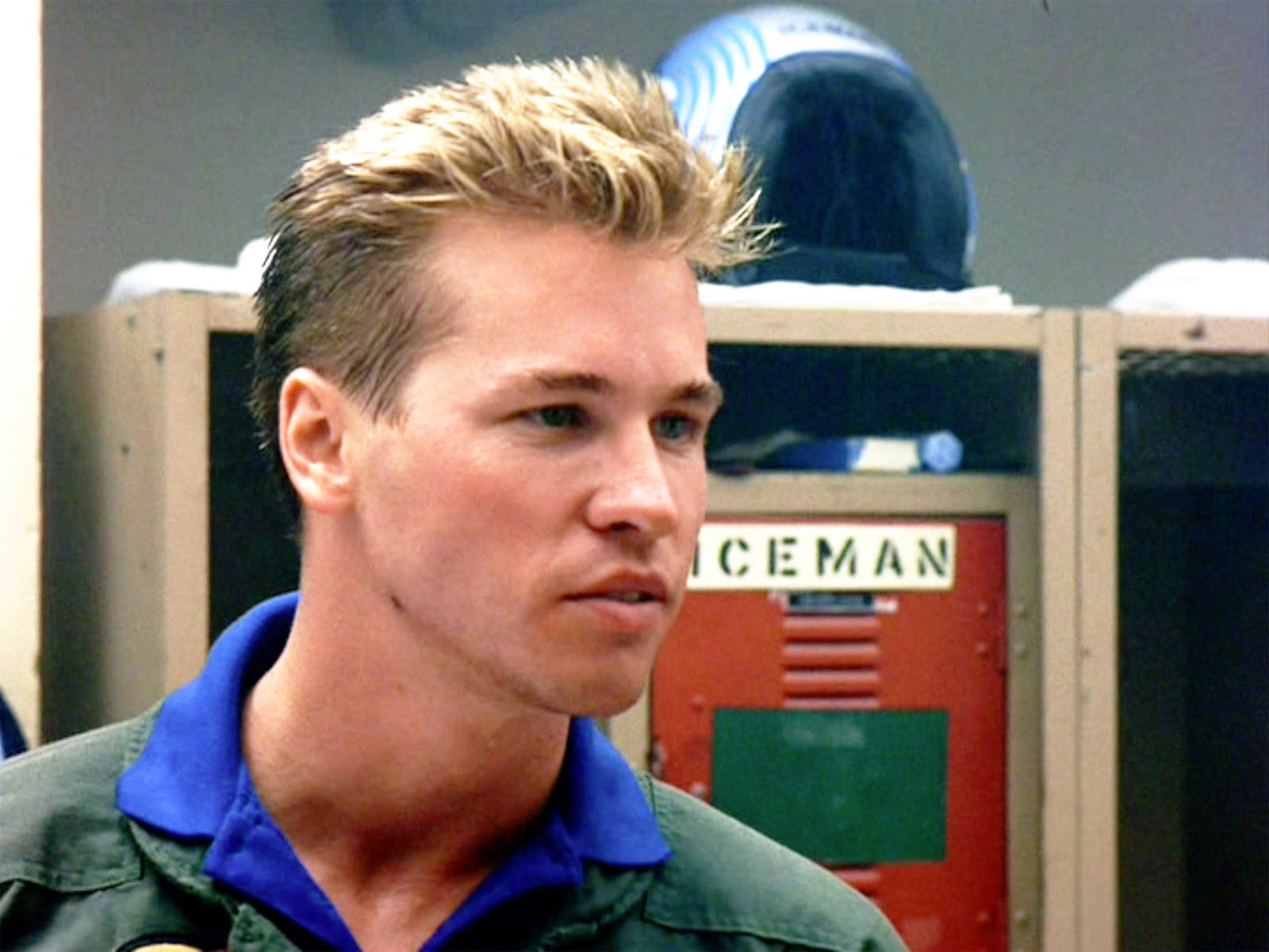 Val Kilmer in Top Gun 2
