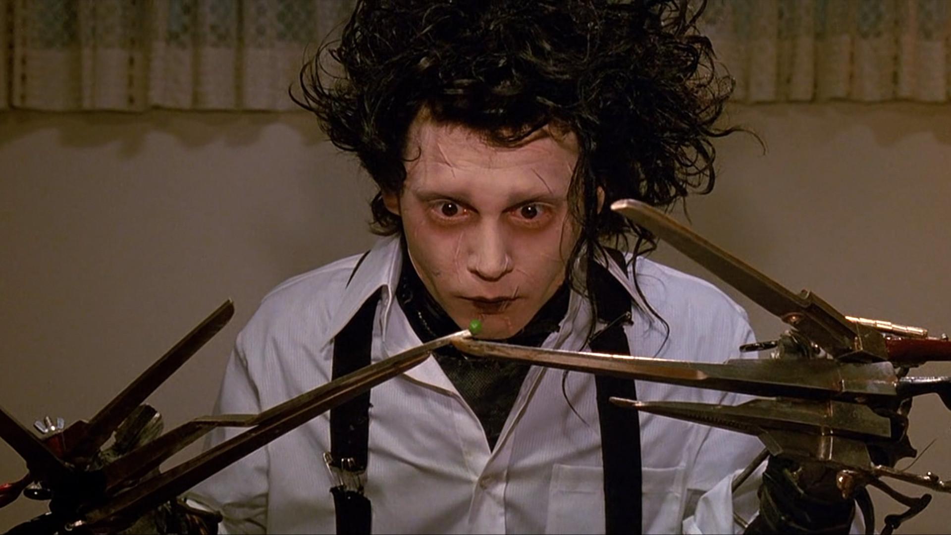 beste kerstfilms Edward Scissorhands