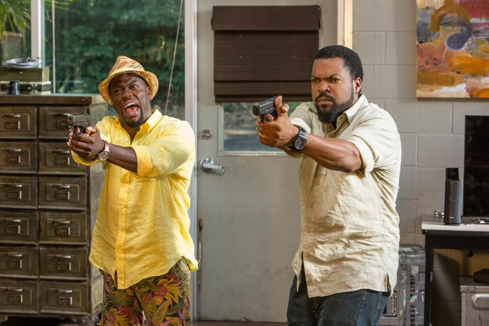 Ride Along 2 [trailer]
