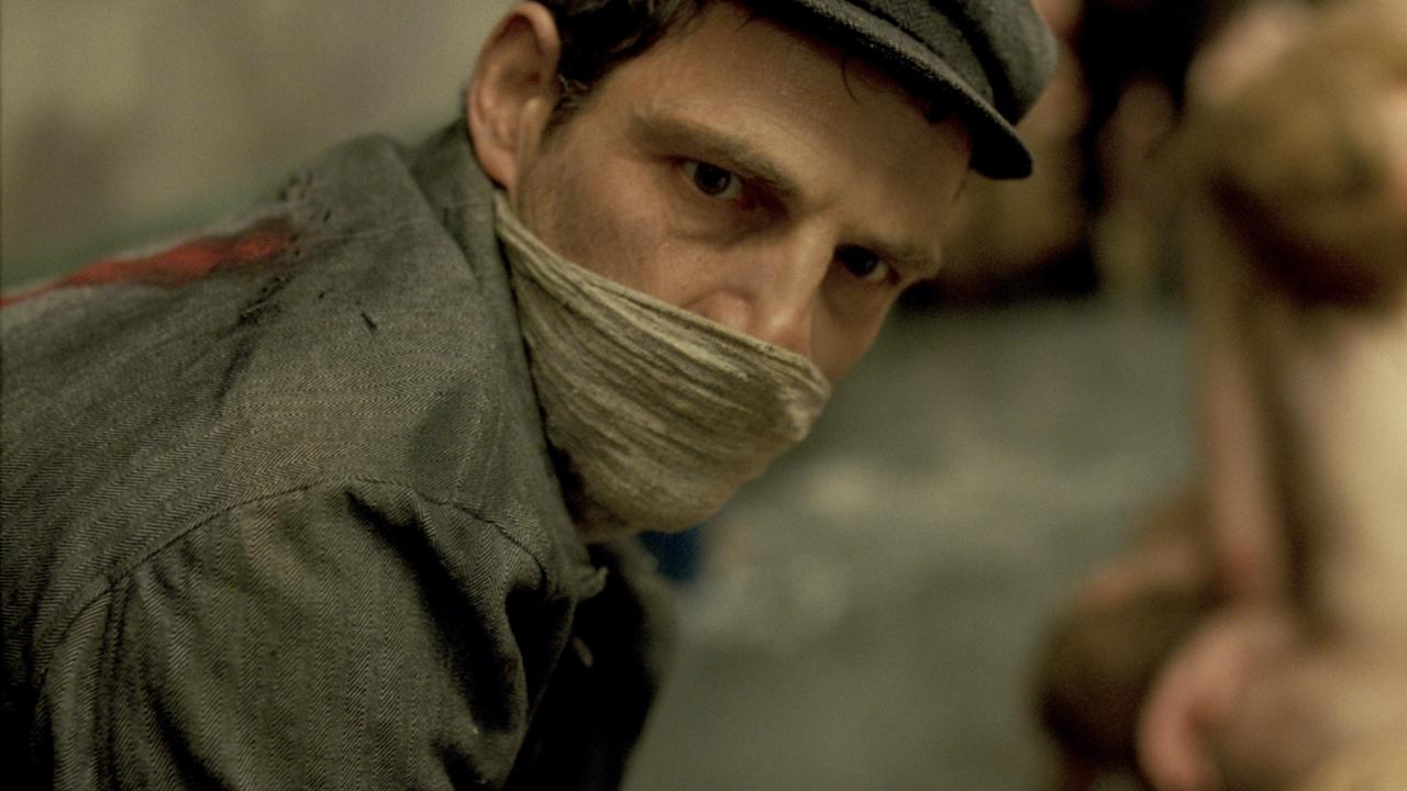 Winnen: Son of Saul Blu-Ray/DVD