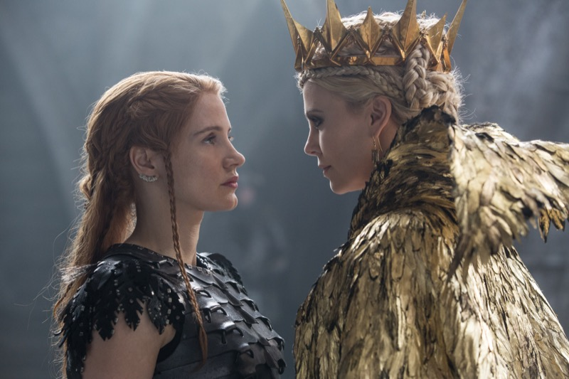 The Huntsman: Winter's War is meer dan Emily Blunt op een ijsbeer