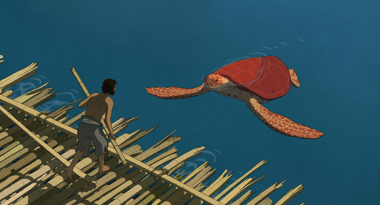Cannes 2016: The Red Turtle trailer