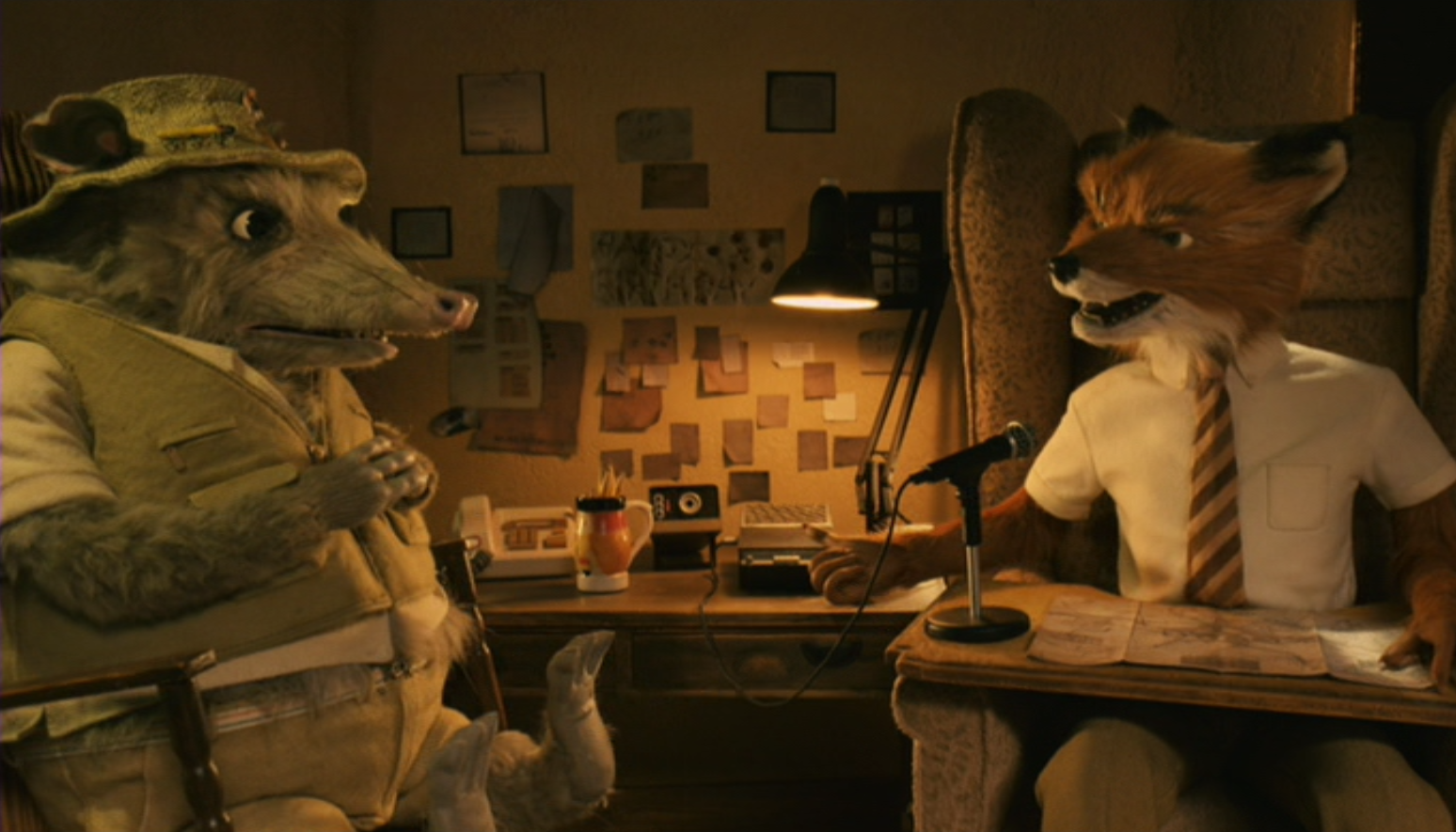 Maatschappijkritiek in list en bedrog: The Fantastic Mr. Fox
