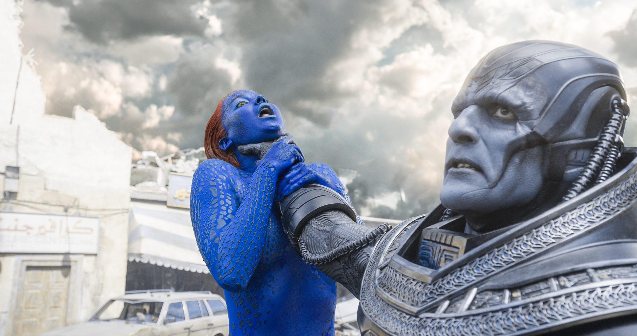 LUUK VS LUUK: X-MEN: APOCALYPSE