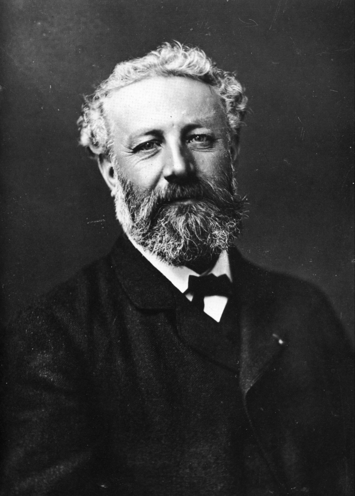 Column: Met een Franse slag. Jules Verne in science fiction