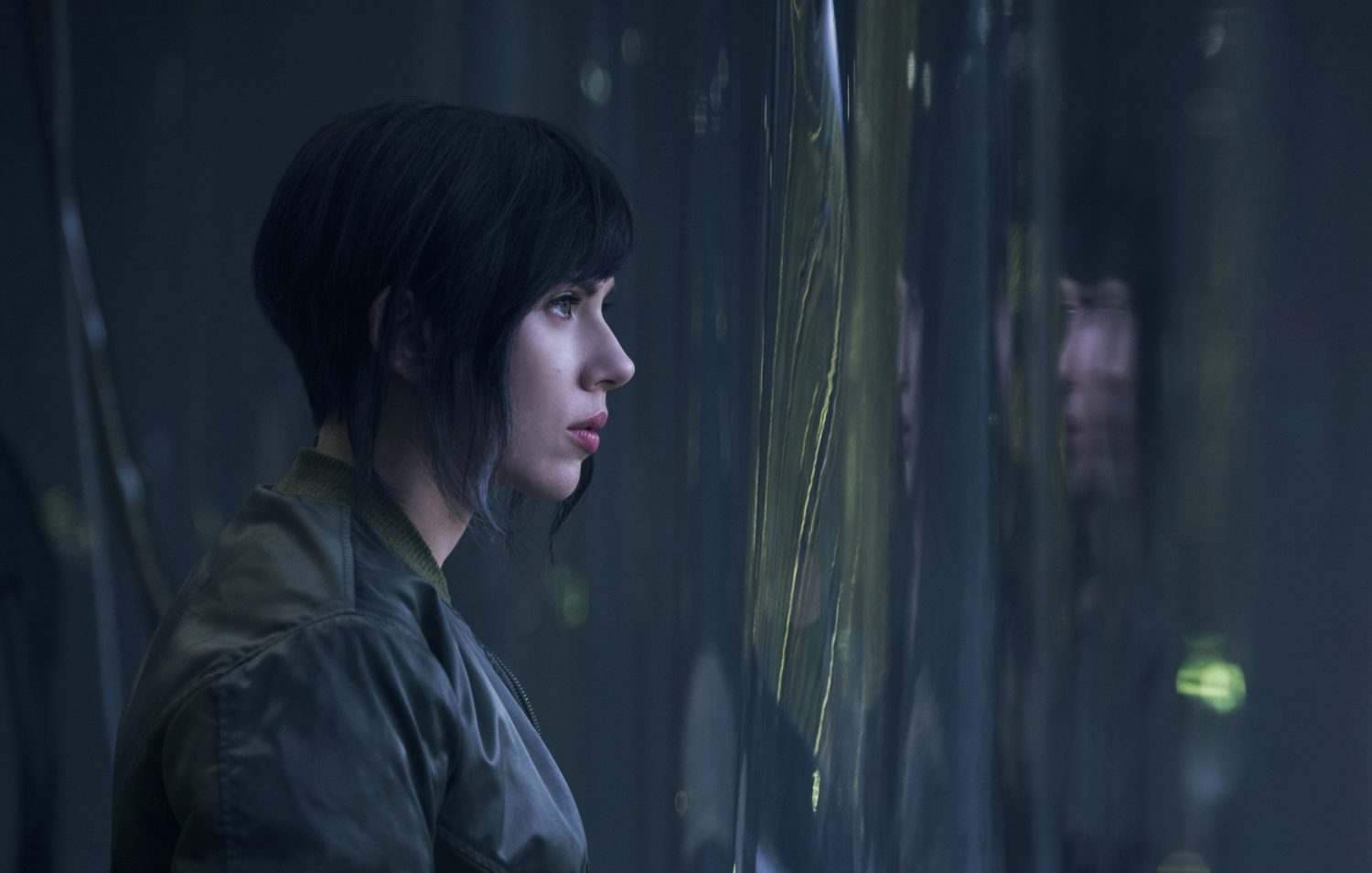 Eerste beelden van Ghost In The Shell