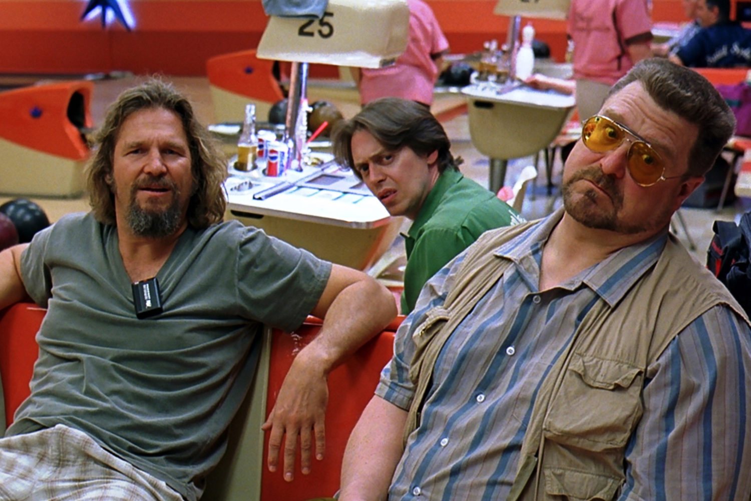 LUUK VS LUUK: THE BIG LEBOWSKI