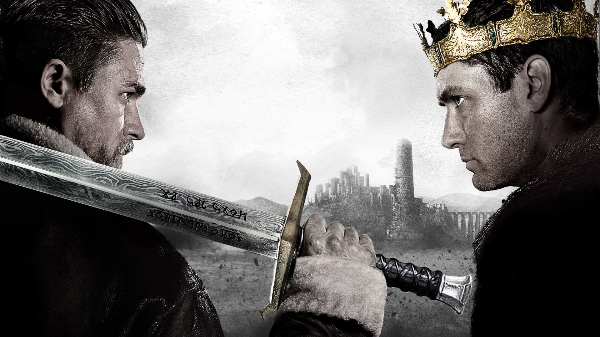 image LUUK VS LUUK: KING ARTHUR: LEGEND OF THE SWORD