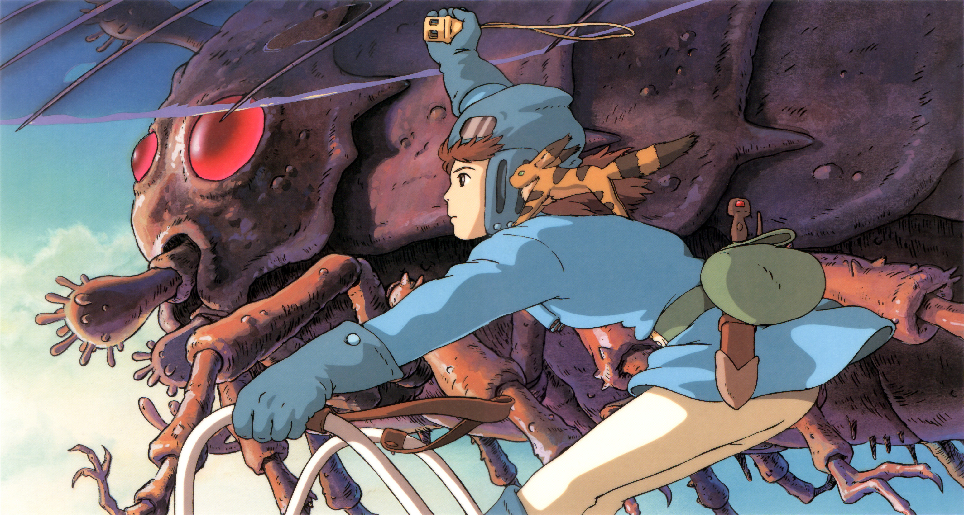 NFF 2017: Nausicaä of the valley of the wind