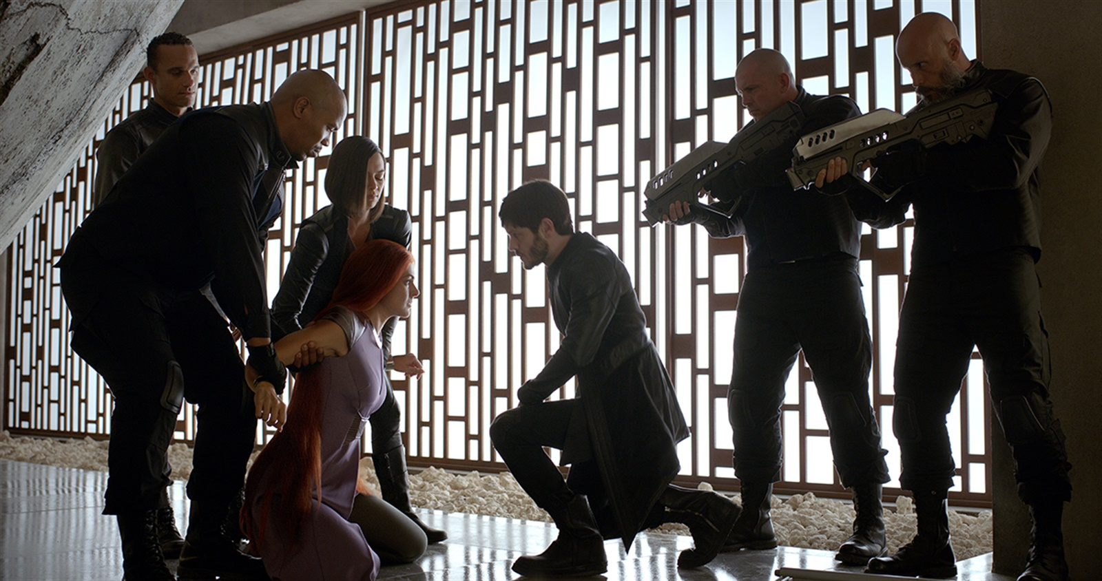 Review Inhumans Episodes 1&2