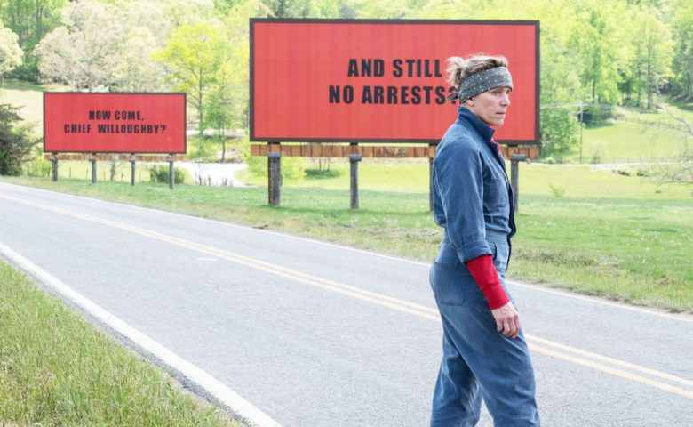 Three Billboards vol woede en wantrouwen