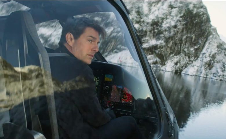 Tom Cruise is gek: de helikopterstunt in Mission Impossible: Fallout