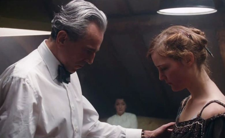 Phantom Thread op 70mm in EYE