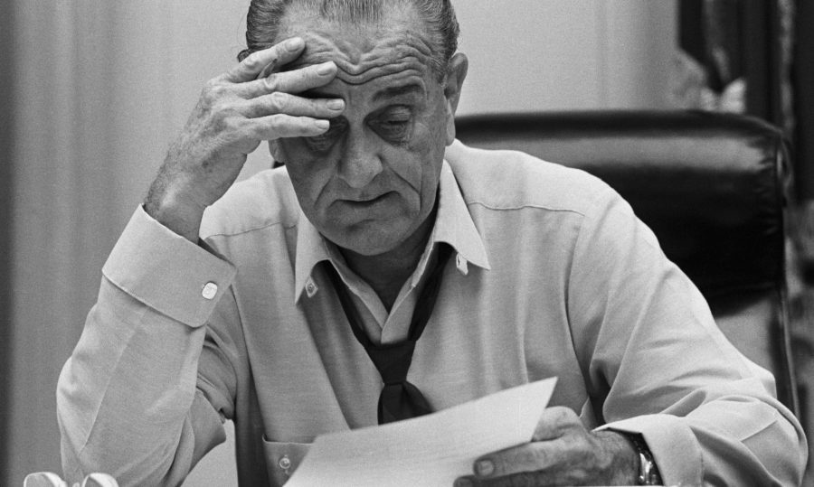 Lyndon B. Johnson – Een presidentschap in documentaires