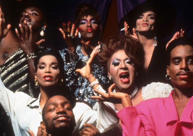 De P van Paris is Burning