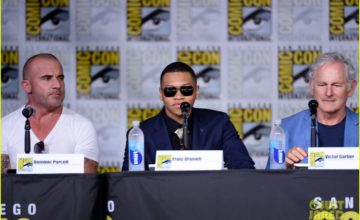 San Diego Comic Con Trailerpalooza: TV-Series