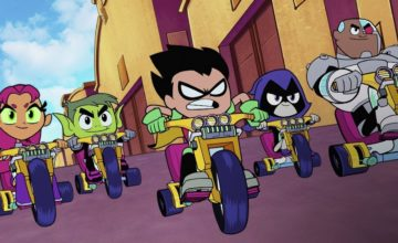 Animonday: Teen Titans GO! To the Movies