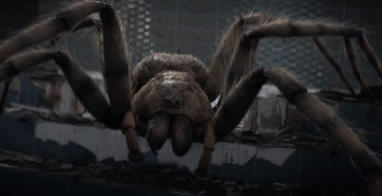 Animonday: Dr. Who – Arachnids in the UK
