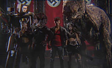 Cine Shorts: Kung Fury