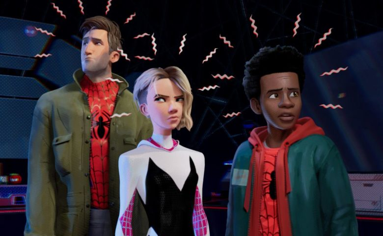 Animonday: Spider-Man: Into the Spider-Verse