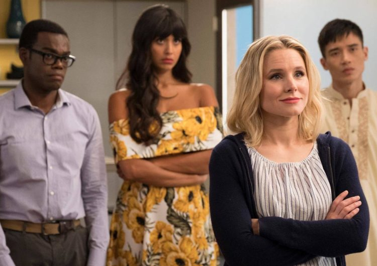 Het tegengif van The Good Place en Crazy Ex-Girlfriend
