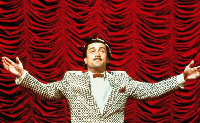 Cine Flashback: The King of Comedy