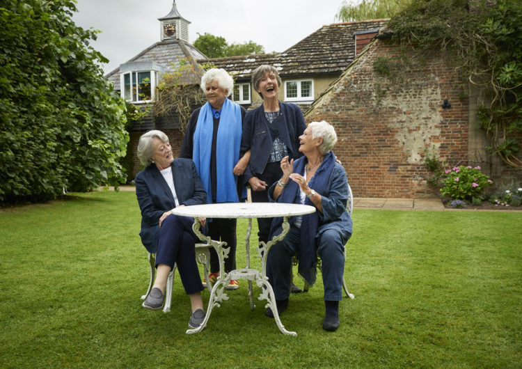 Tea with the Dames