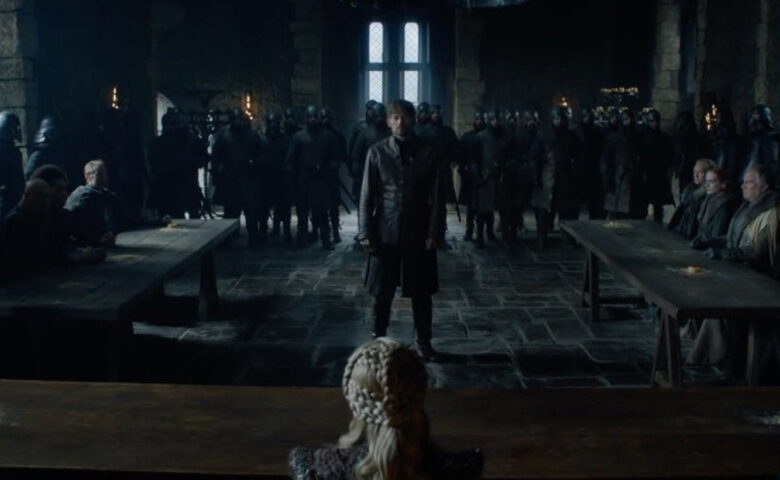 Game of Thrones – A Knight of the Seven Kingdoms (S08E02)