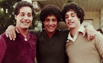 Three Identical Strangers