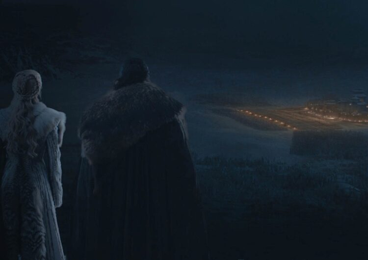 Game of Thrones – The Long Night (S08E03)