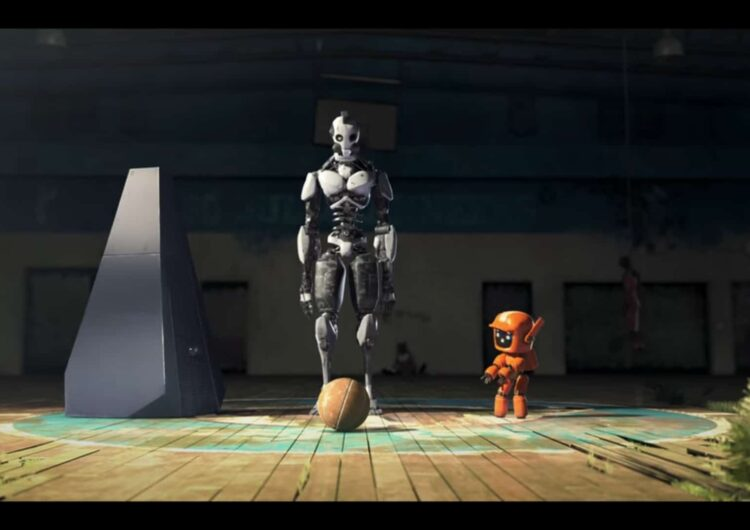 Animonday: Love, Death & Robots