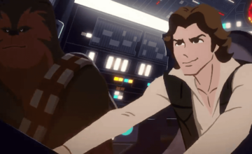 Cine Shorts: Star Wars Galaxy of Adventures