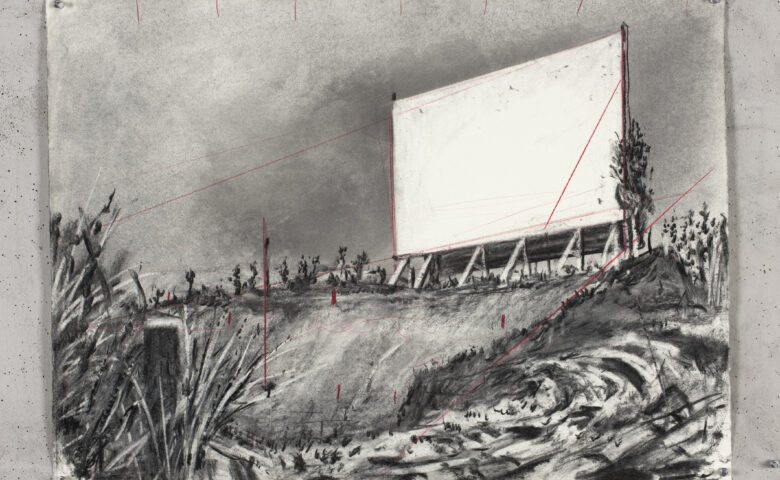 Cine Expo: Ten Drawings for Projection