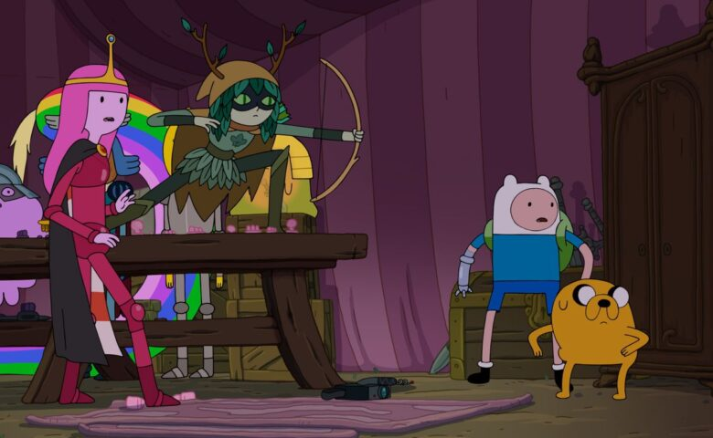 Animonday: Adventure Time