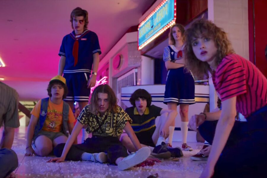 Cinematties: Stranger Things 3