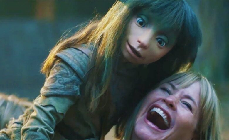 Cine Short: Bloopers from The Dark Crystal: Age of Resistance